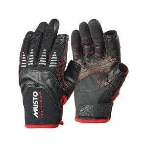 Schwarz Musto Performance Handschuhe Handschuhe