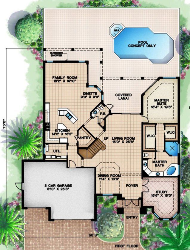 30 by 40 Feet 2bhk 3BHK House Map with Photos House Maps and