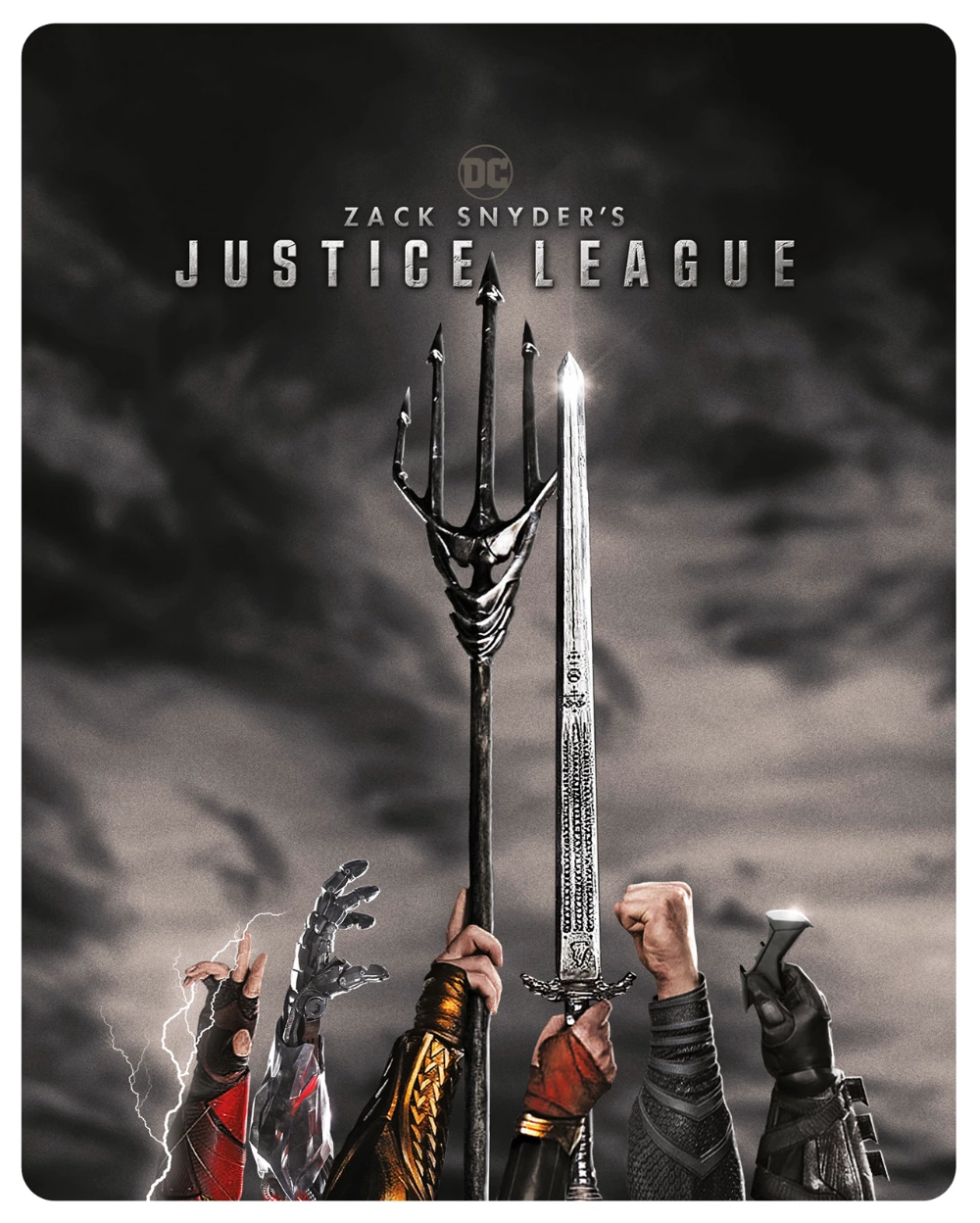 Zack Snyder S Justice League Hmv Exclusive Limited Edition Steelbook 4k Ultra Hd Blu Ray Free Shipping Over 20 Hmv Store In 2021 Justice League Justice League 1 Dc Comics Wallpaper