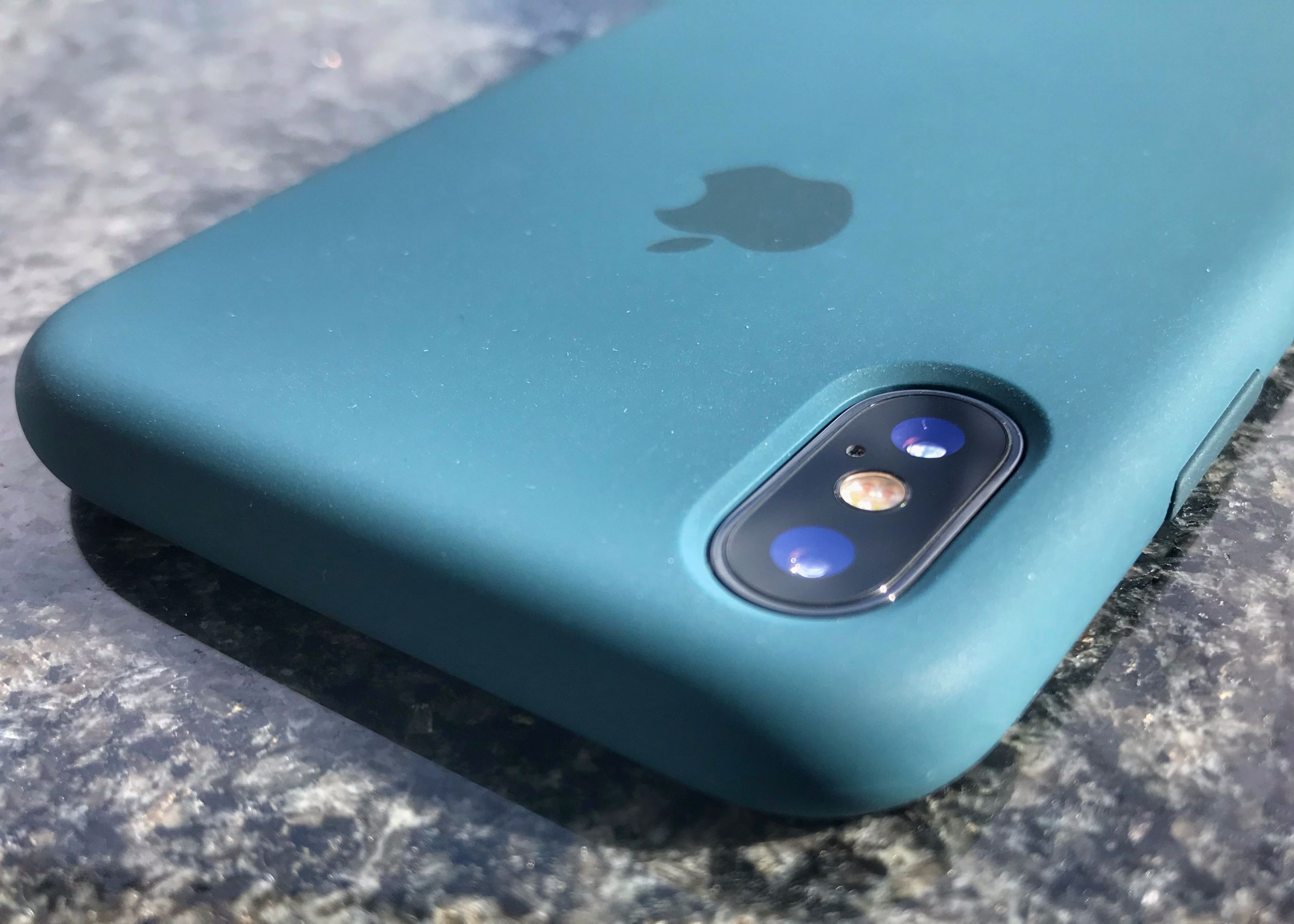 buy online c7a6d 39966 iPhone X cosmos blue silicone cover | iPhone X | Apple magic, Magic ...