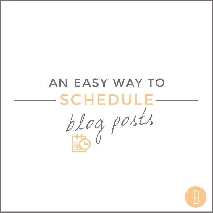 schedulingblogposts