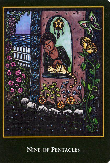 More Tarot Tuesday The Occult Detective The High: World Spirit Tarot