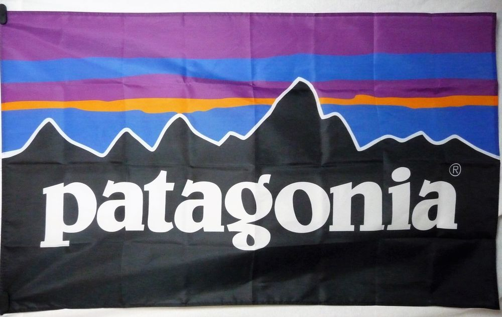026fd9d9d Patagonia Outdoor Company HUGE 3X5 banner poster store sign ...