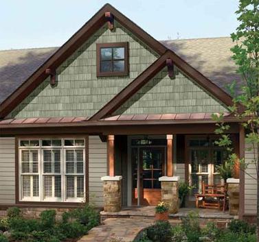 Exterior Cottage Color Schemes Exterior Paint Colors