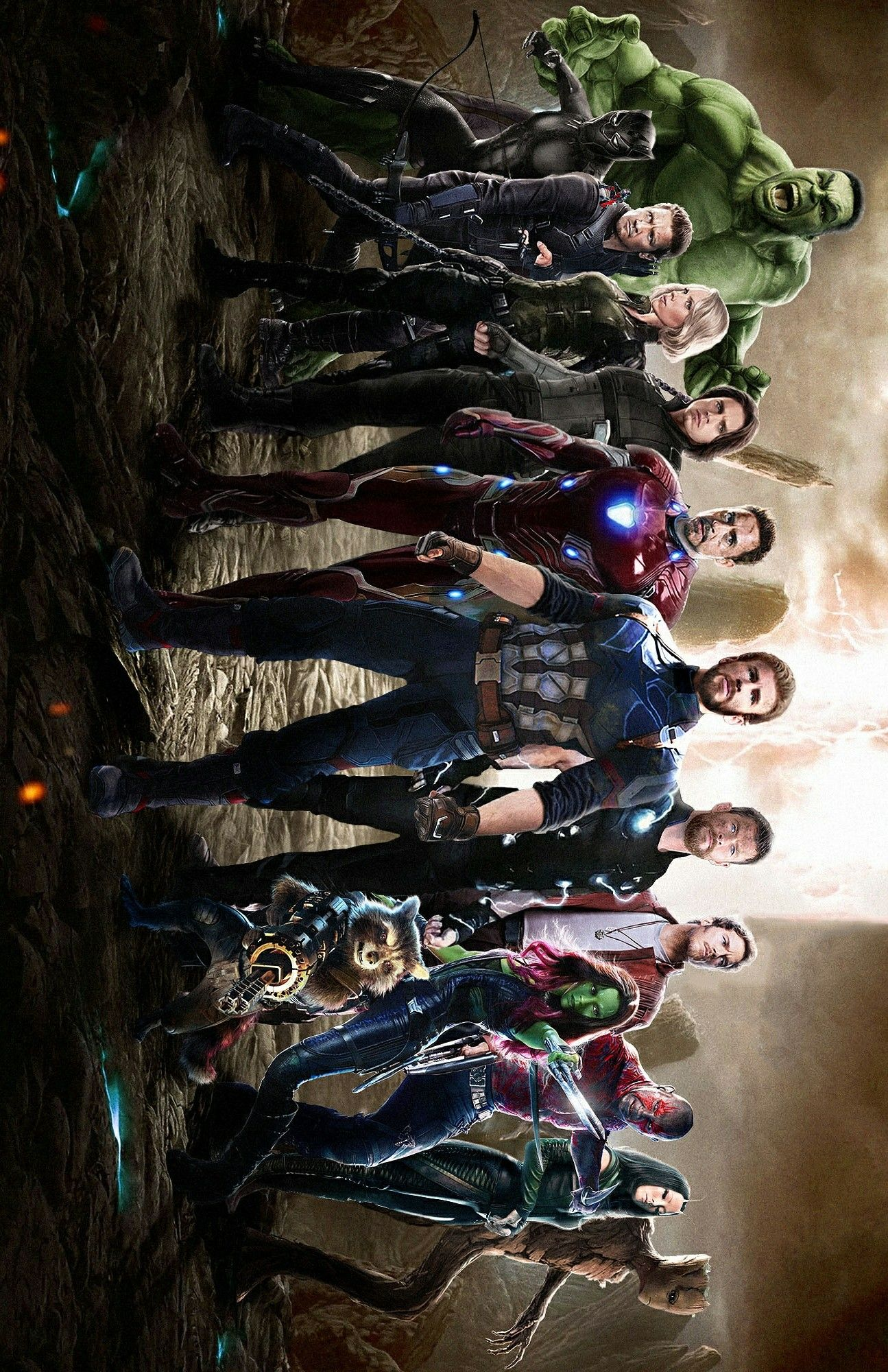 Marvel Avengers Wallpaper : Avenger Endgame Wallpaper iPhone 003f9c4d3c0dc87aab1fc00c74b5c701
