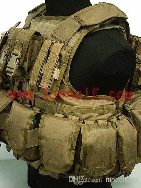 Wholesale Military Vest - Buy Loveslf the New Combat Vest Military Tactical Vest, $65.5 | DHgate