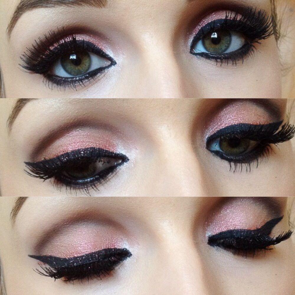Make Up! Copper & Champagne Smokey Eye! SineadManningMUA