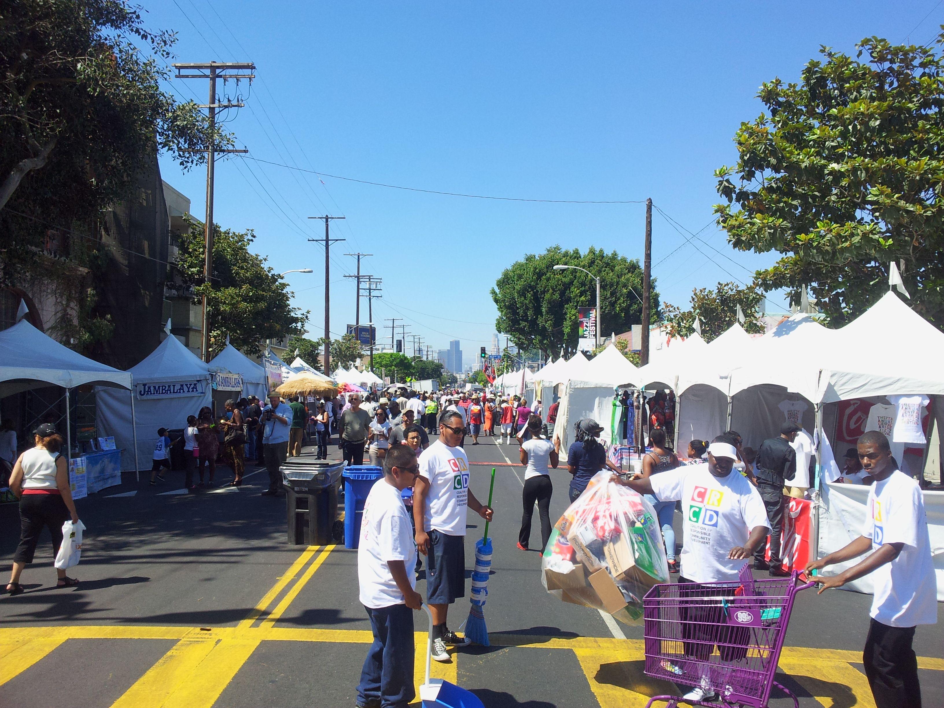 South Central LA Jazz Festival July 2012!