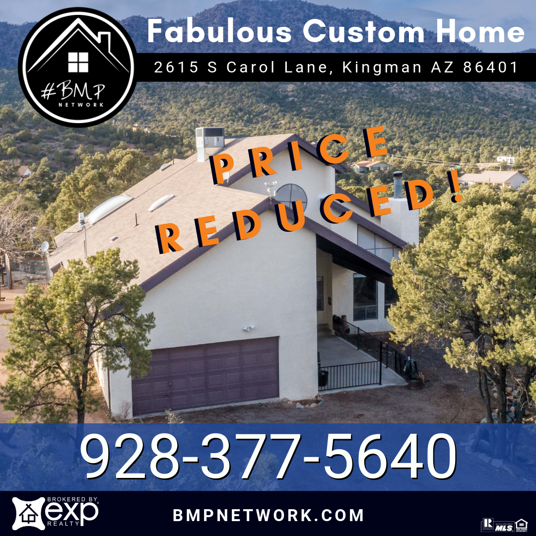 PRICE REDUCED! 🔹🔹 🔑 Beautiful Custom Home With Fabulous