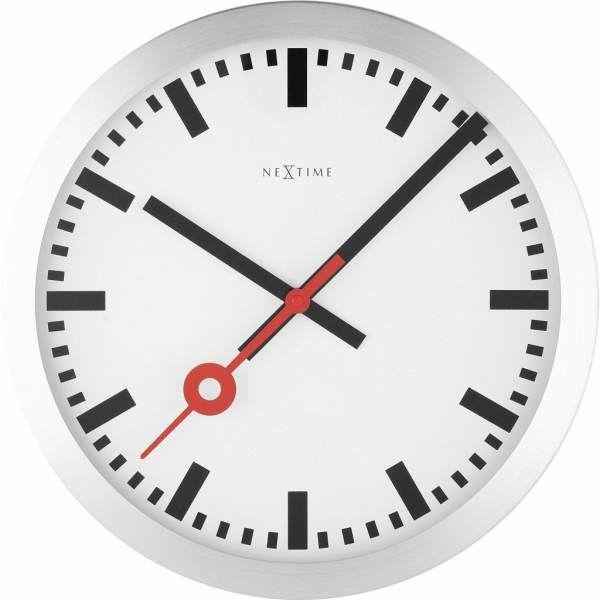 klok PERRON - klokken - accessoires - slaapkamer | Woning Huiskamer ...