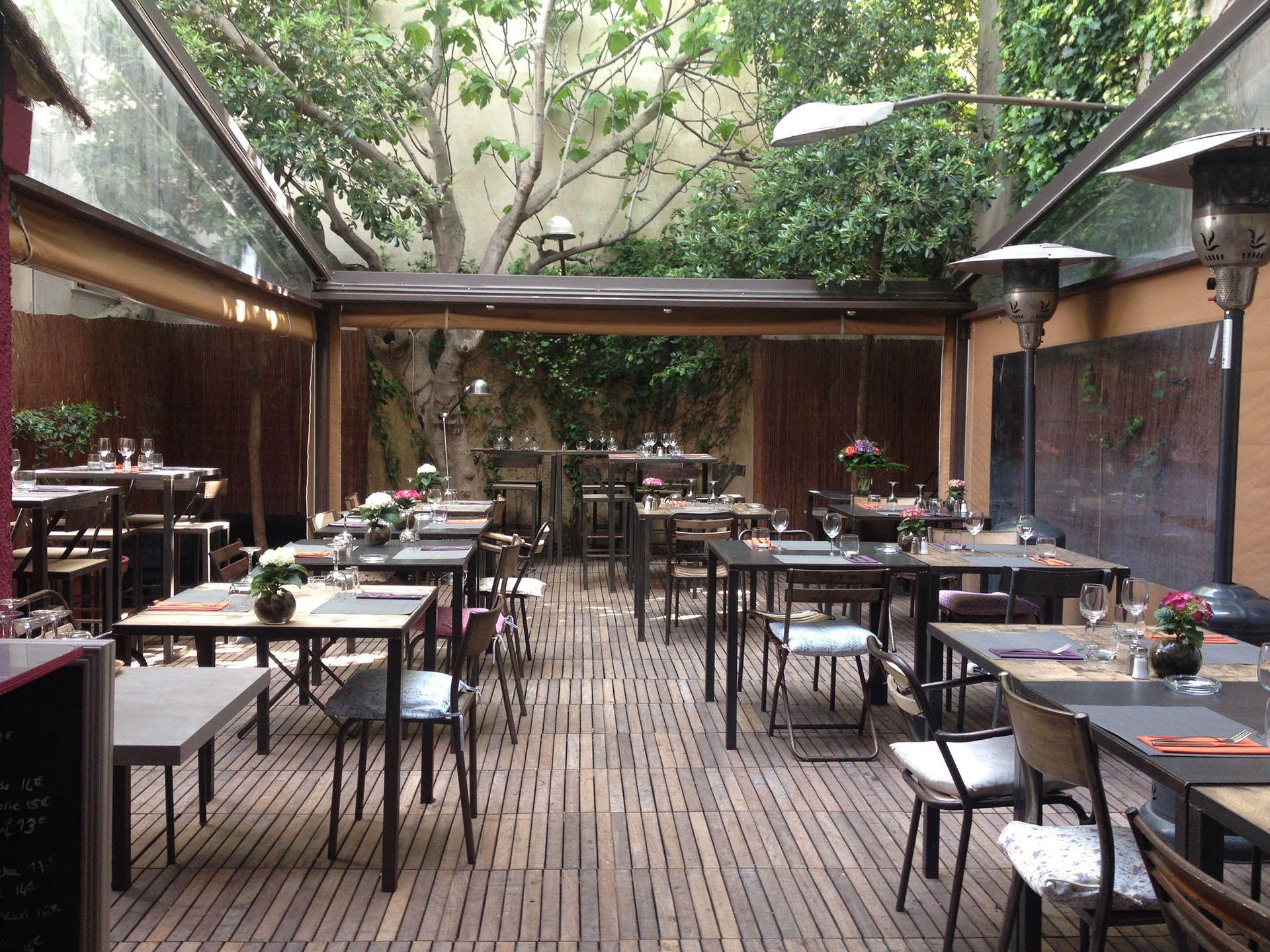Blonde et brune 81 rue breteuil 13006 marseille my for Jardins interieur