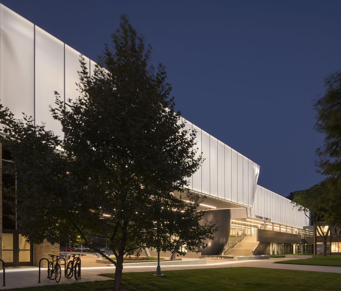 Gallery of Taubman Complex at Lawrence Tech / Morphosis