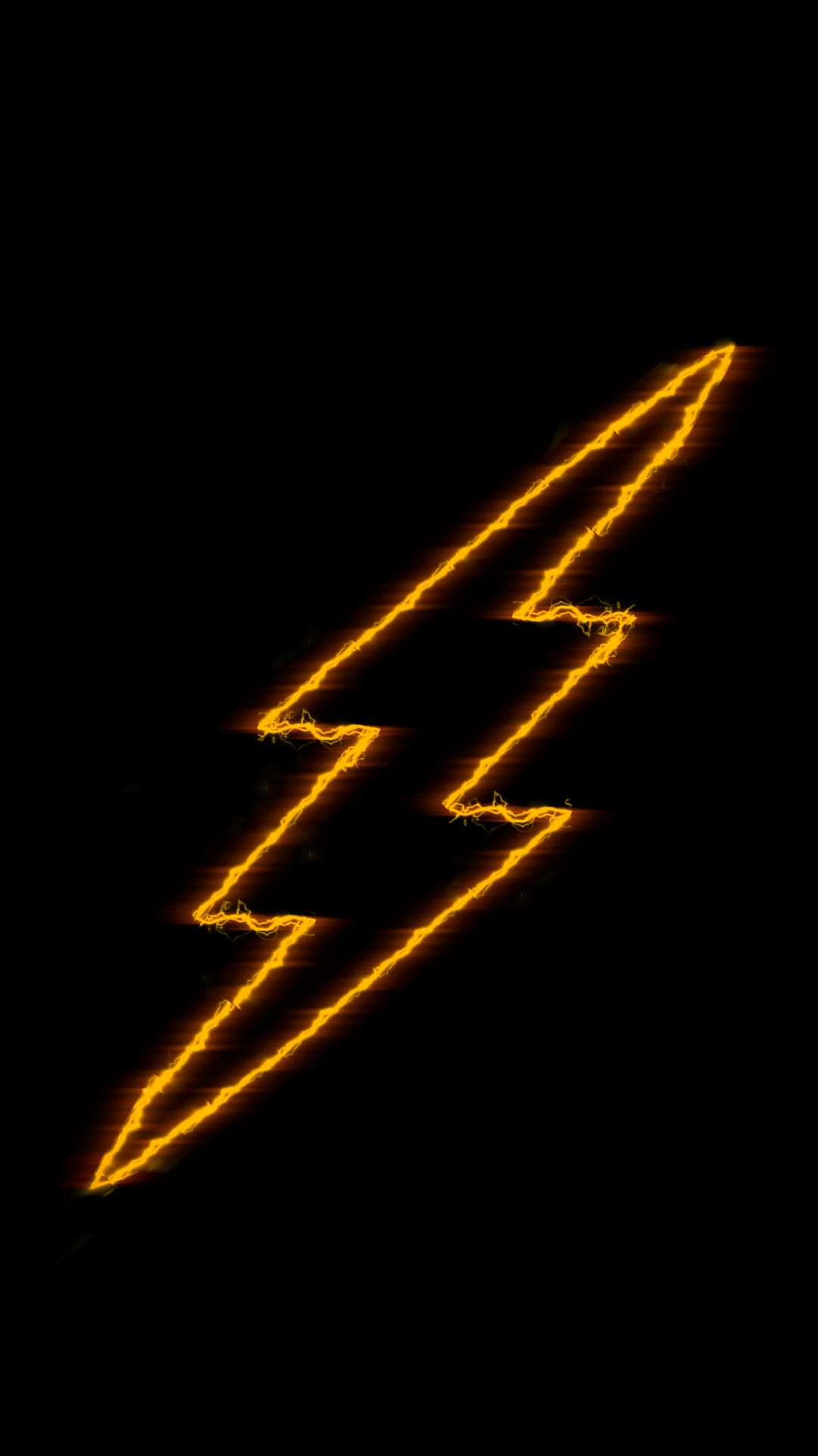 the flash logo wallpaper free custom made iphone 6/6s wallpaper. use