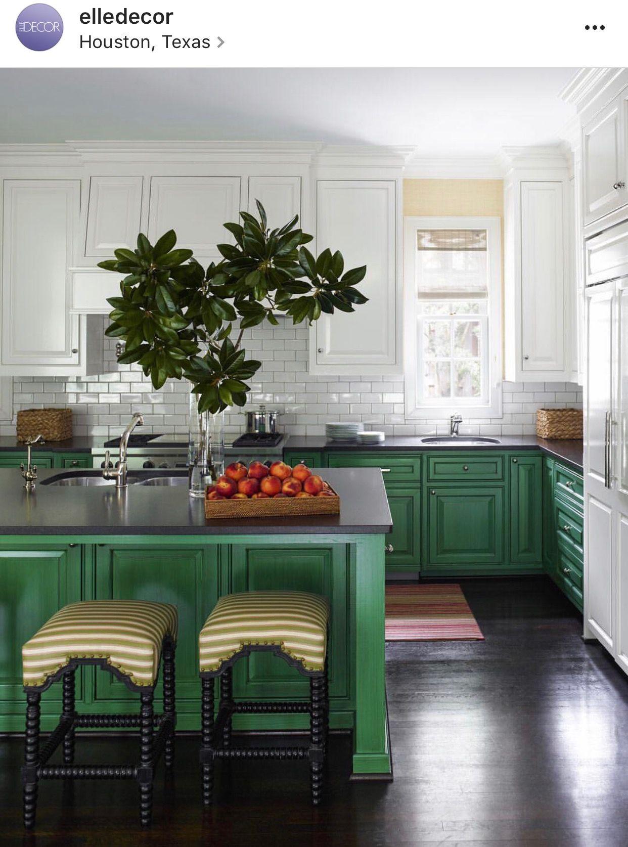 pin by kim on interiors kitchens green kitchen cabinets upper kitchen cabinets kitchen on kitchen interior green id=22525
