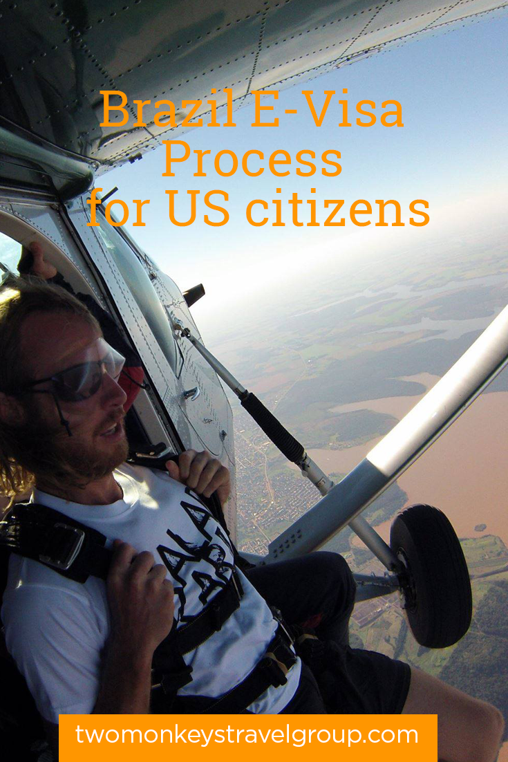 Brazil EVisa Process for US citizens Online Process of