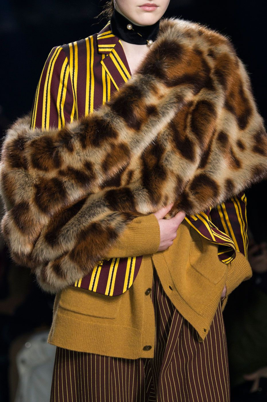 Dries Van Noten Autumn/Winter 2016-17 #PFW