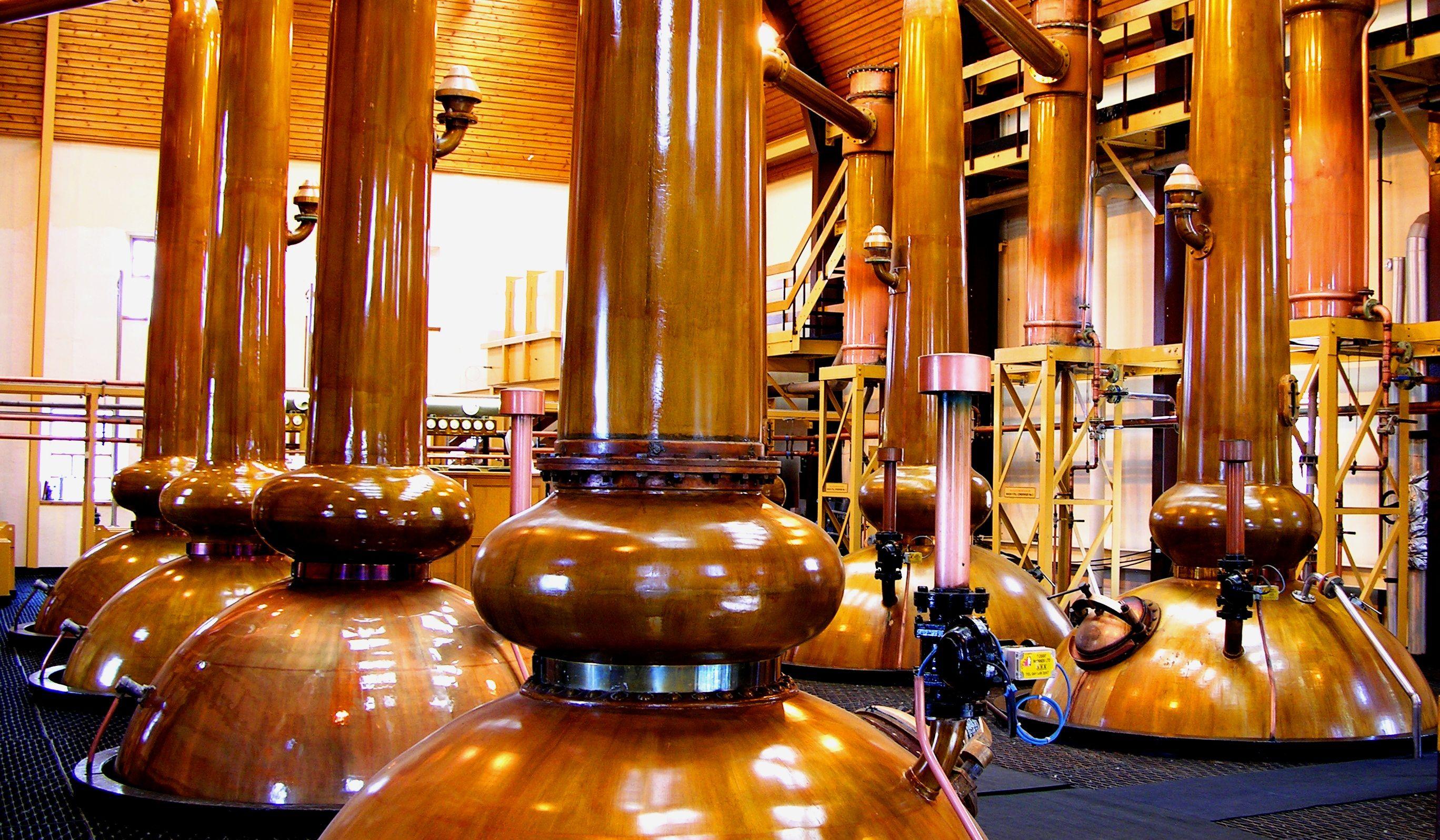 Benriach Distillery | Scotland