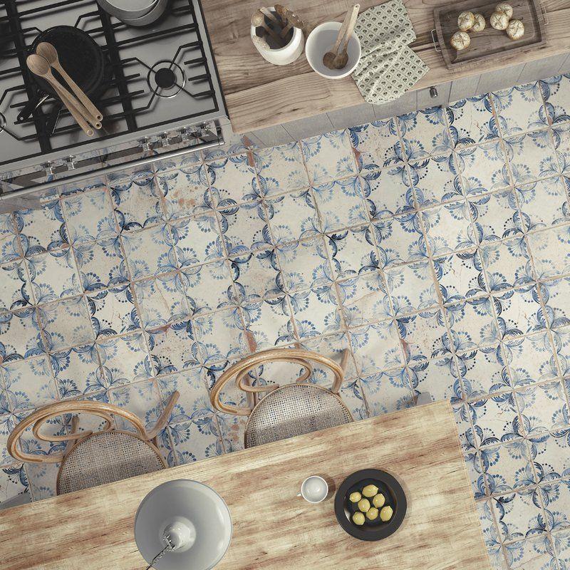 Alberta 13 X 13 Ceramic Field Tile Wall And Floor Tiles