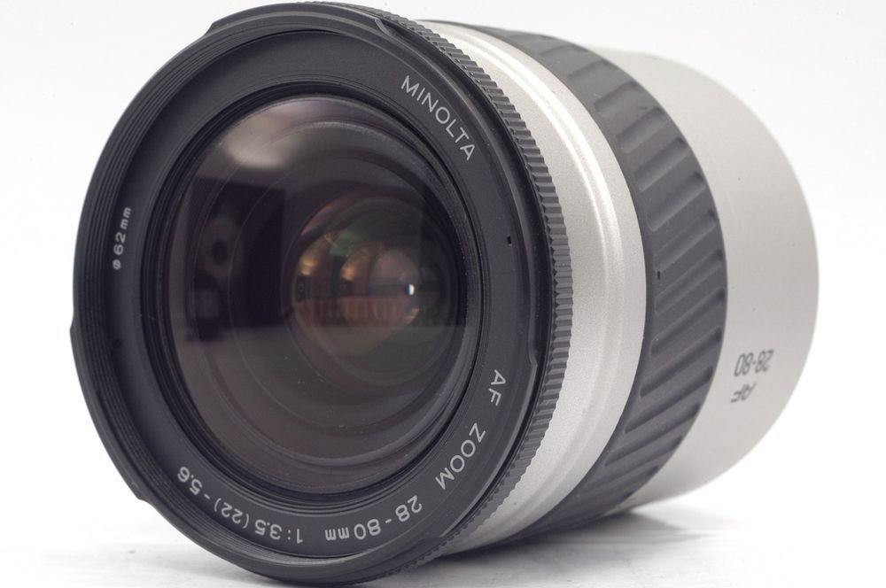 Mint Minolta Af 28 80mm F3 5 5 6 Zoom Macro Lens For Sony A From Japan 097 Minolta Macro Lens Lens Sony