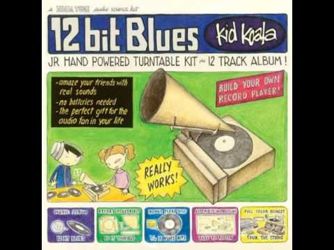 5 Bit Blues By Kid Koala Bluuuuuuues Turntablism Blues Music Music Streaming Koala