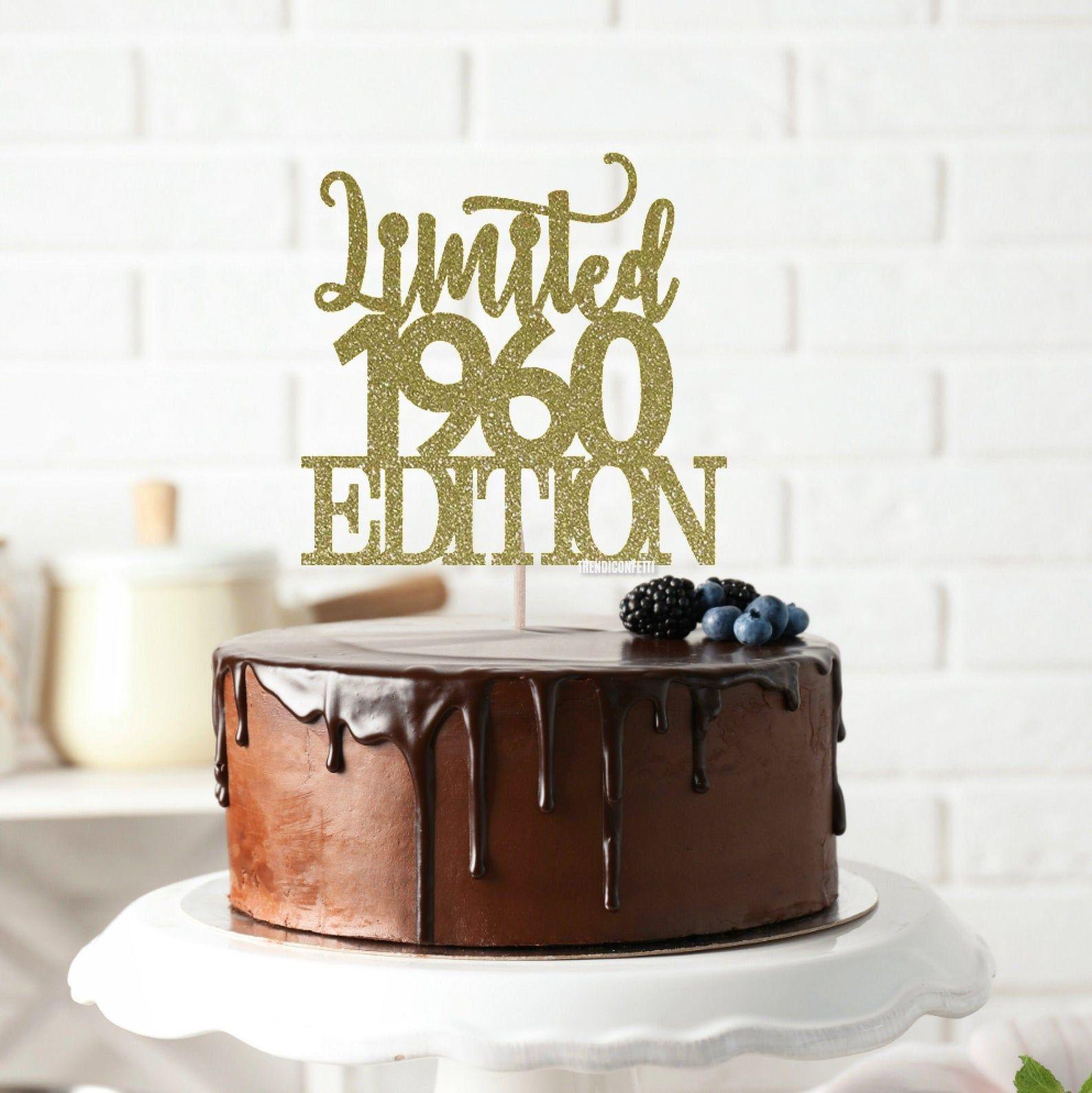 Pin On Birthday 60