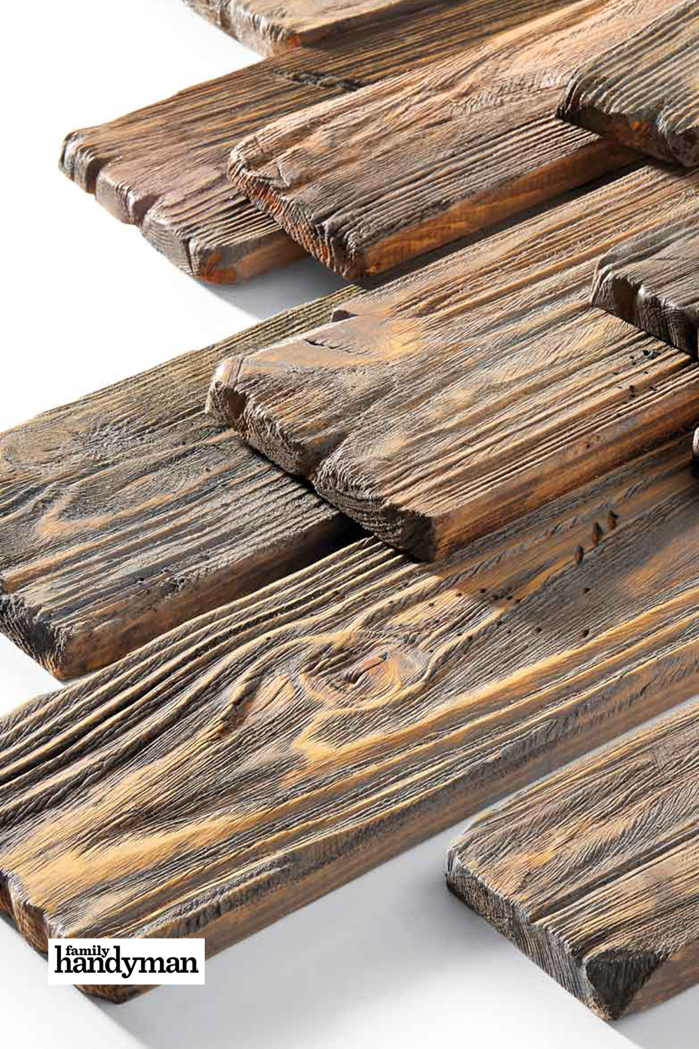 How to Make Your Own Barn Wood