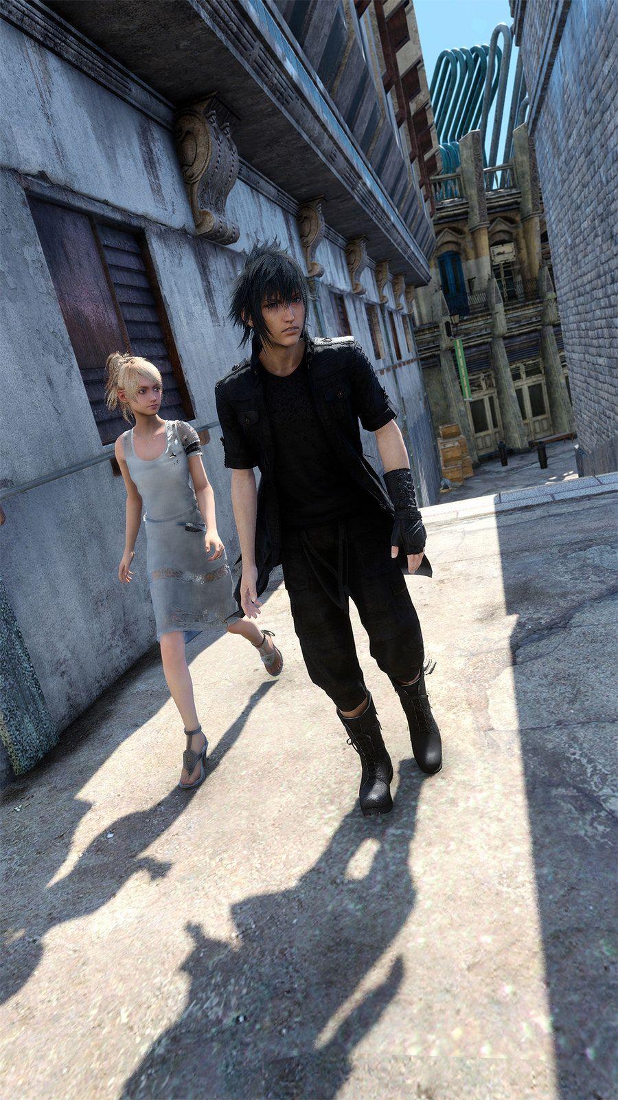 Final Fantasy XV | Final Fantasy | Final fantasy xv, Yuna