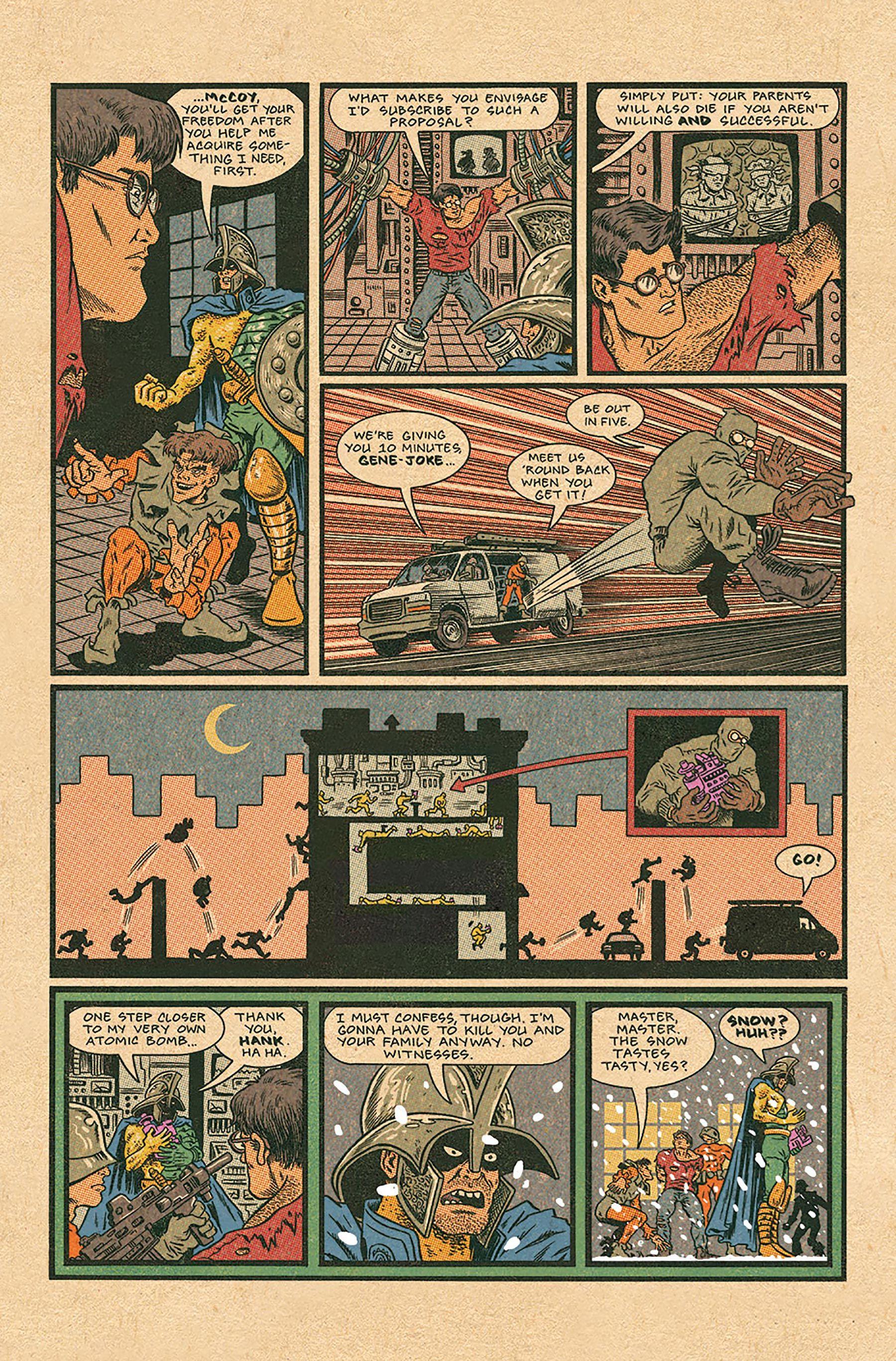 In X Men Grand Design Ed Piskor Tells The Superheroes Whole Story Grand Designs Superhero X Men
