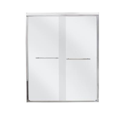 Mirolin Frameless By Pass Shower Door Bd51ps Bd51ps