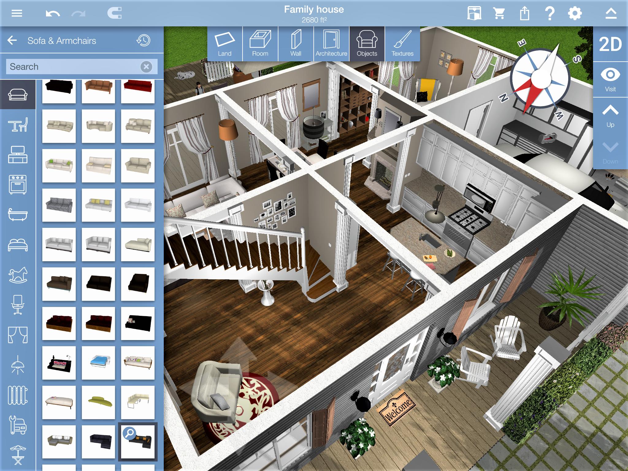 10 Home Design Apps That Ll Make You Feel Like An Interior Designer Design Your Own Home Design Home App Interior Design Apps