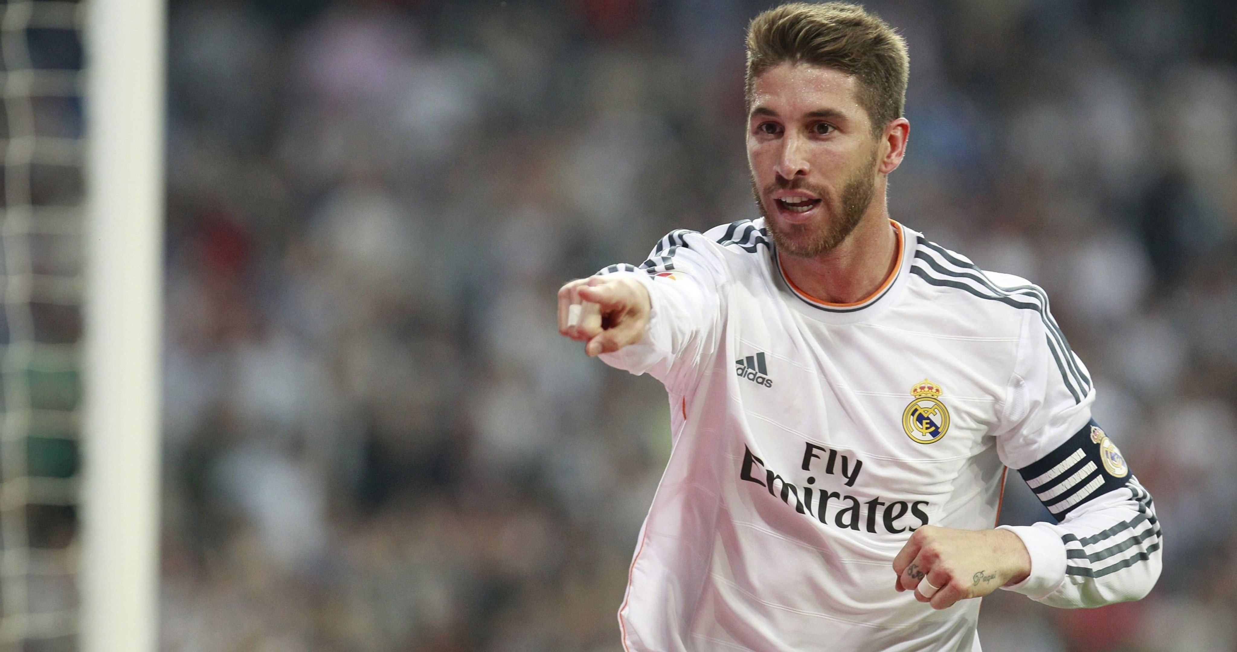 Sergio Ramos Real Madrid 4k Ultra Hd Wallpaper Sergio Ramos Madrid Wallpaper Real Madrid Wallpapers