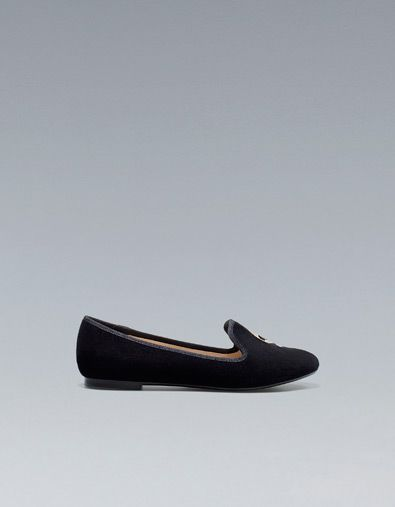 SLIPPER CAVEIRA - Sapatos - TRF - ZARA Portugal
