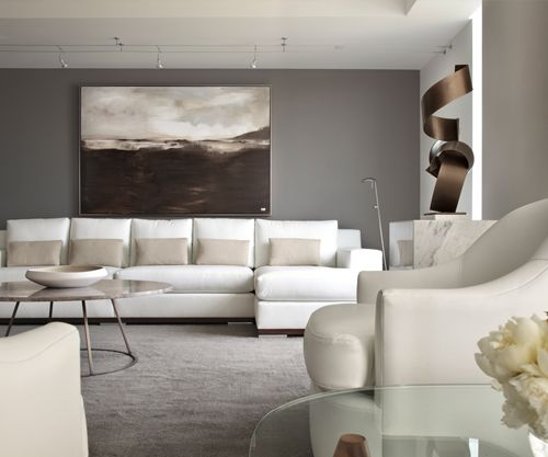 Add deep color to neutral palettes with accessories interior designer patricia gray