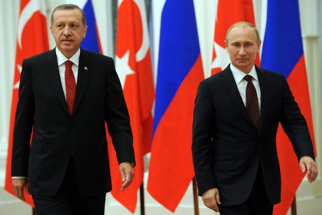 Erdogan Threatens To Abandon US Dollar In Trade With Russia