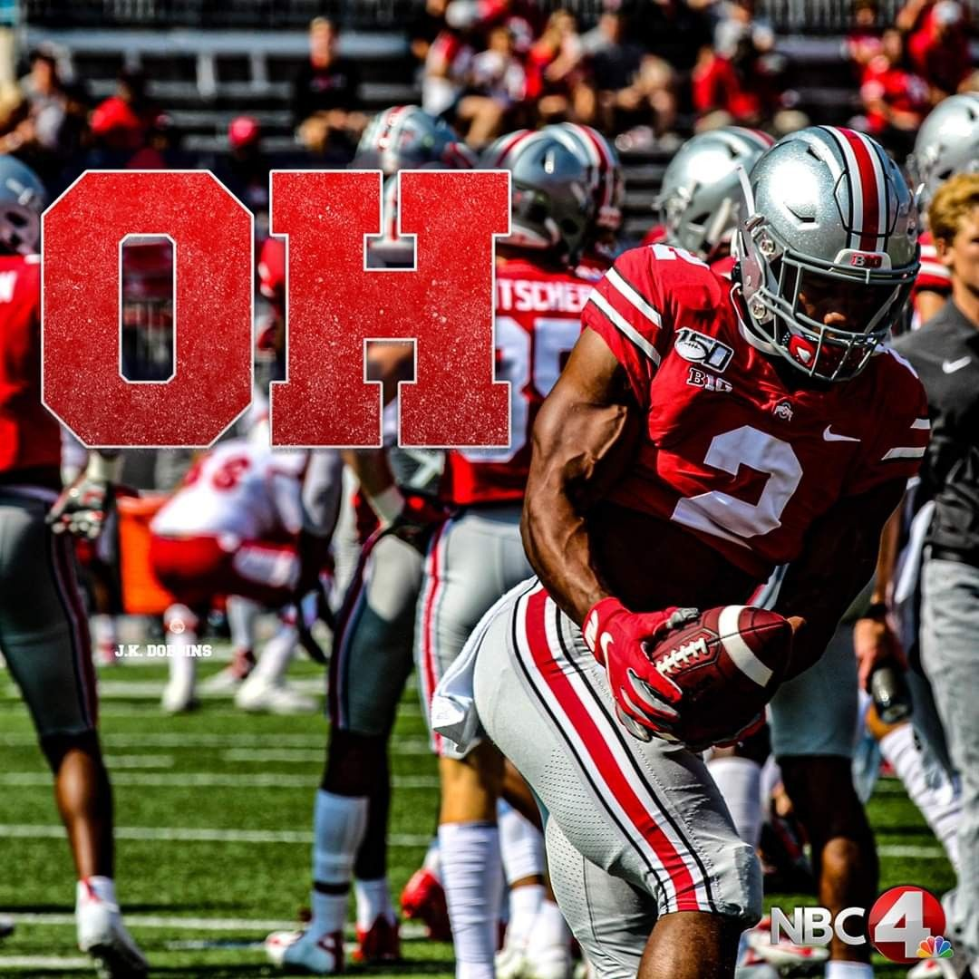 Congrats Ohio State Buckeyes Chase Young And J K Dobbins Have