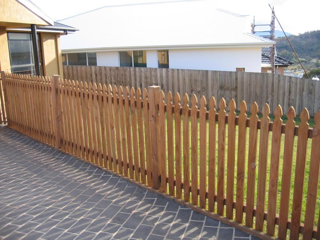 Types Of Fence Panels Fences