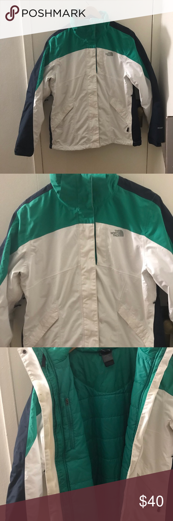 The North Face 2 In 1 Jacket Clothes Design Fashion Design Fashion Tips [ 1740 x 580 Pixel ]
