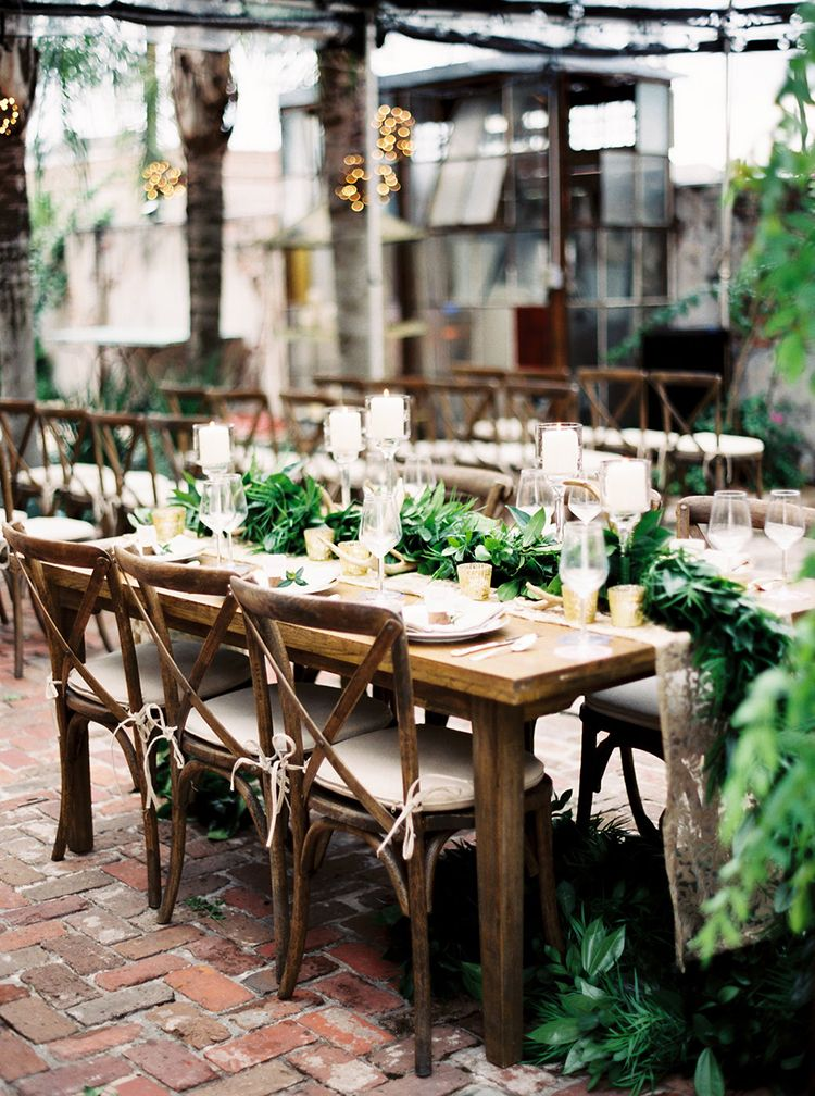 New Orleans Wedding With The Cutest Woodland Details A L L