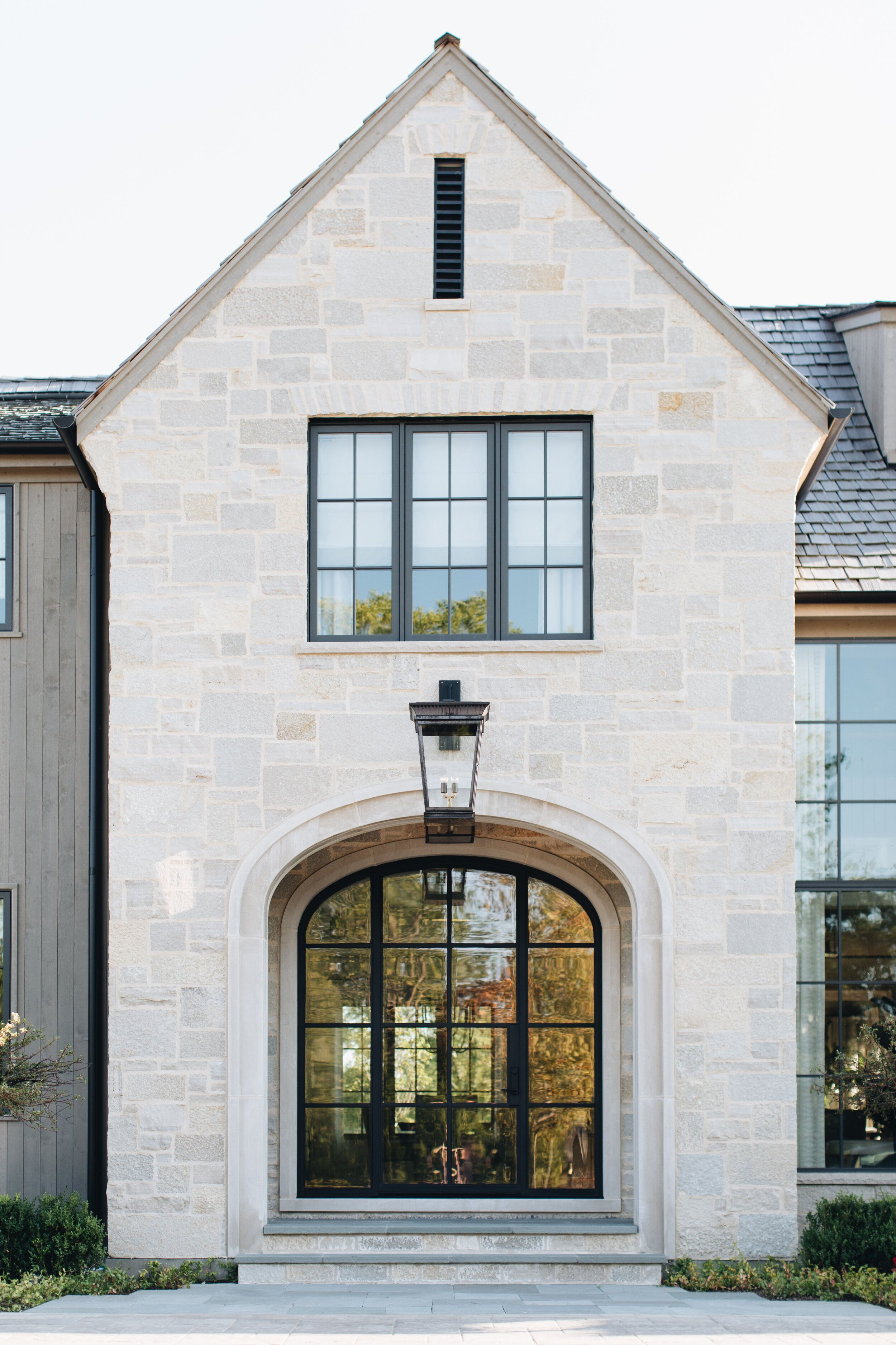 Grand Traditions Fine Homes Modern English Country Estate In 2020 Traditional Home Exteriors Country Home Exteriors Modern Farmhouse Exterior