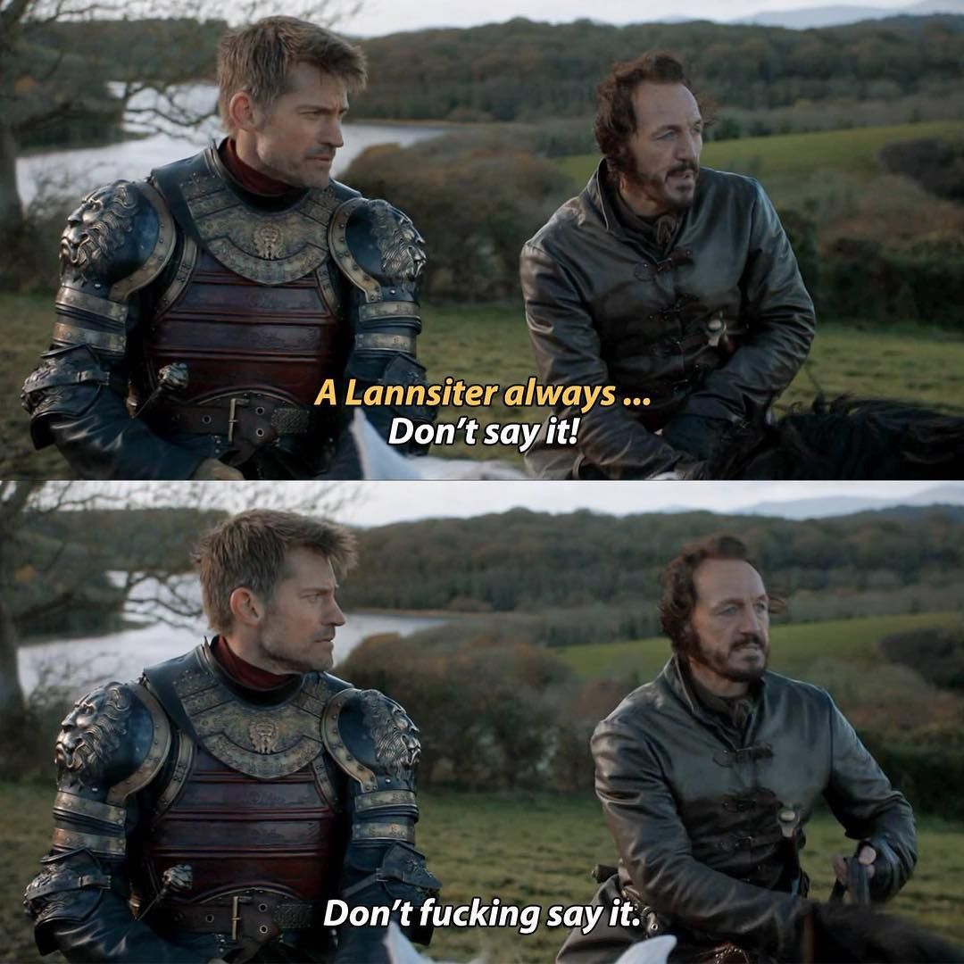 I want Bronn and Tyrion and Podrik back together they were awesome | Game of thrones | Pinterest ...