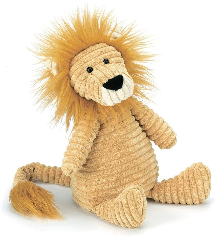 Jellycat Cordy Roy Lion Stuffed Animal, 15 inches in 2020