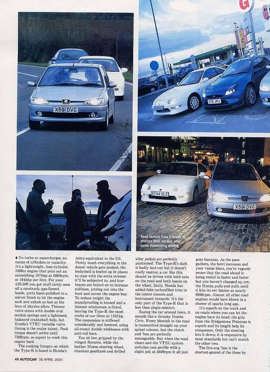 Mes En general escotilla  Prueba: Clio Sport Fase1 172 VS Ford Puma Racing VS Integra Type R DC2 -  ForoCoches | Supercharger, Race track, Racing