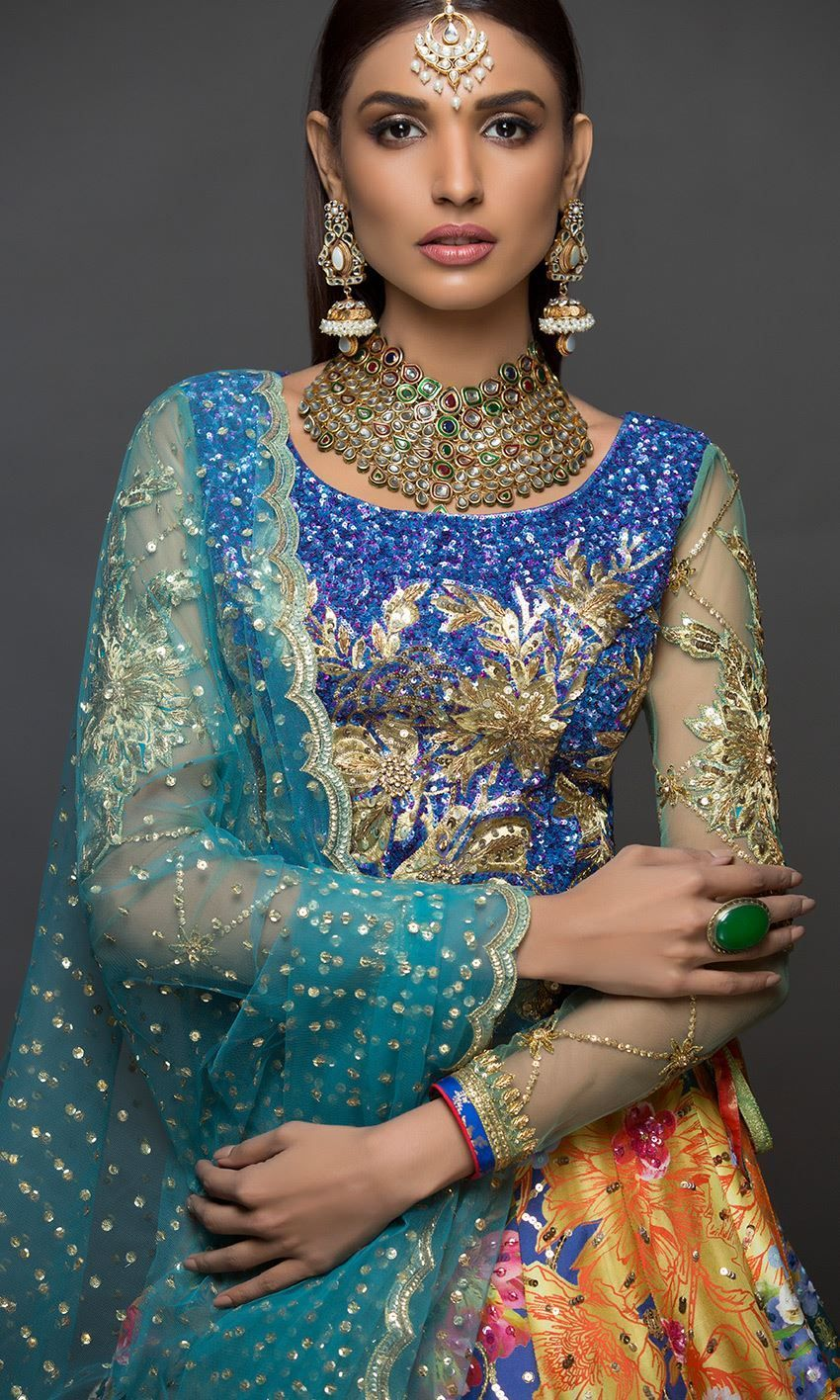 Indian bridal dresses, indian wedding suits, indian wedding dresses ...