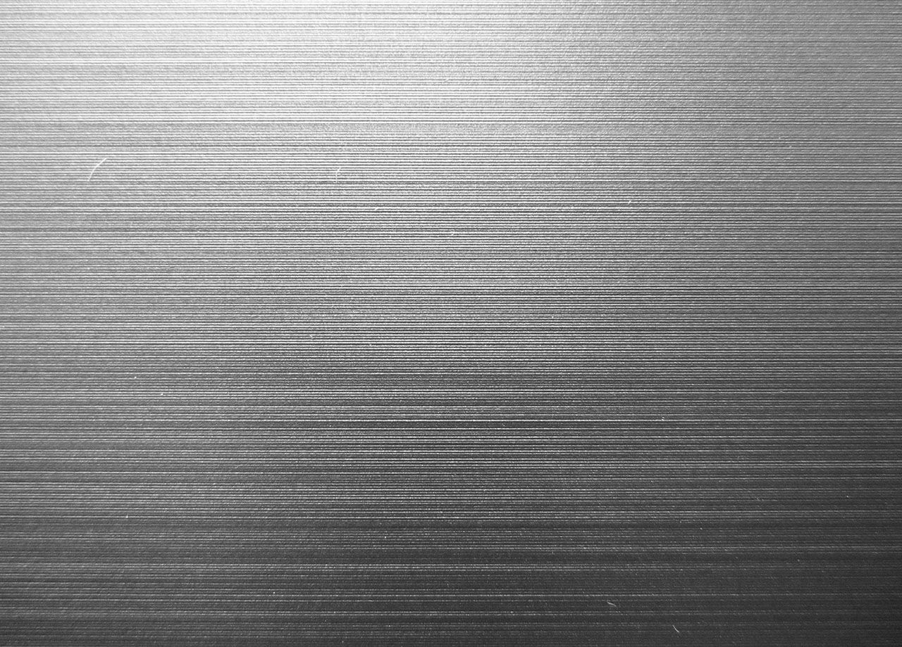 Brushed silver texture metal surface thick line metallic
