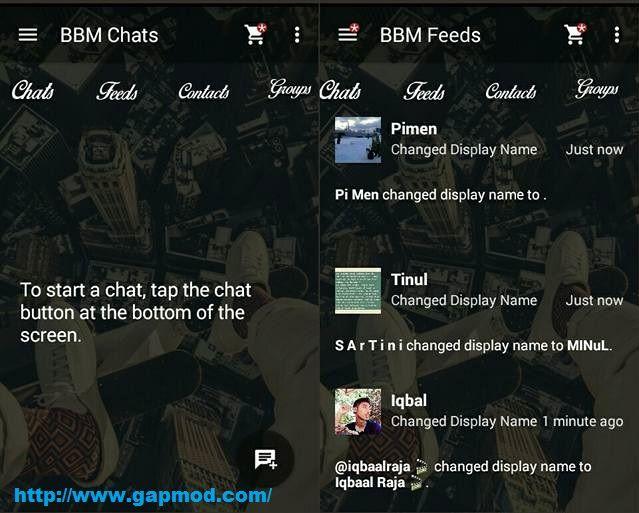 Download Update Bbm Ralova Transparan V2 10 0 35 Apk Android