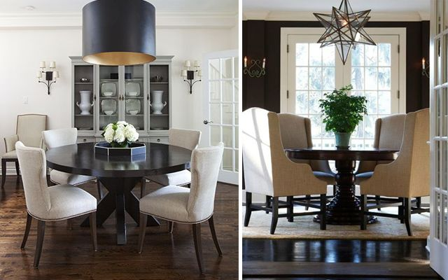 Comedores elegantes - Ideas para decorar el comedor Decoracion - comedores elegantes