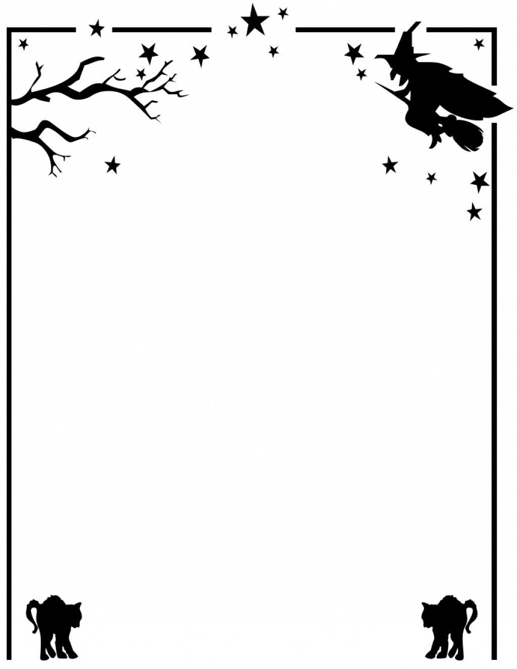 Free Halloween Fun for Kids Including Coloring Pages and