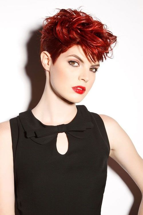 Latest Short Haircuts For Spring Summer 2020 2021 Short Red Hair Short Hair Styles Hair Styles