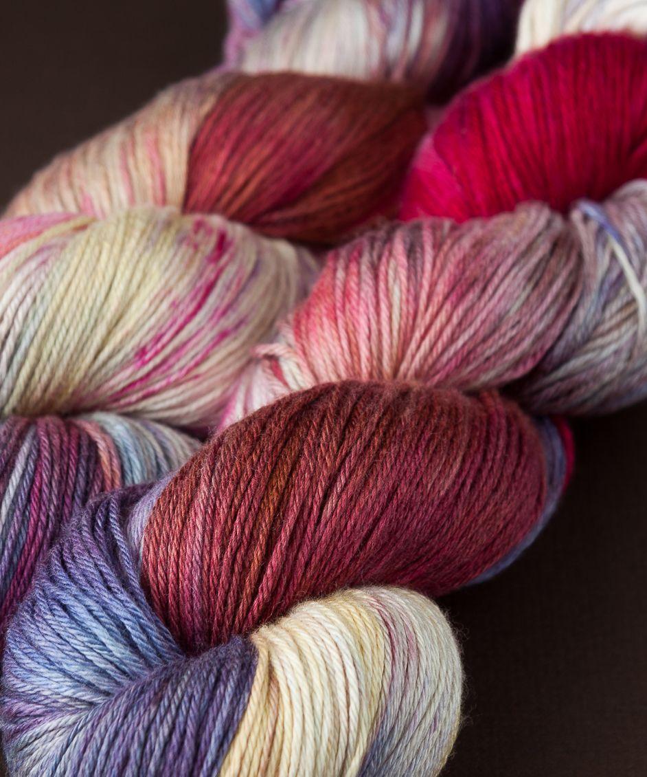 Tricksy knitter merino silk knitting kit colorway pink ponies tricksy knitter merino silk knitting kit colorway pink ponies bankloansurffo Gallery