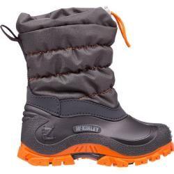Mckinley Kinder Apresschuhe Jules, Größe 32 In Grey Dark/ Orange, Größe 32 In Grey Dark/ Orange Mcki #winterboots